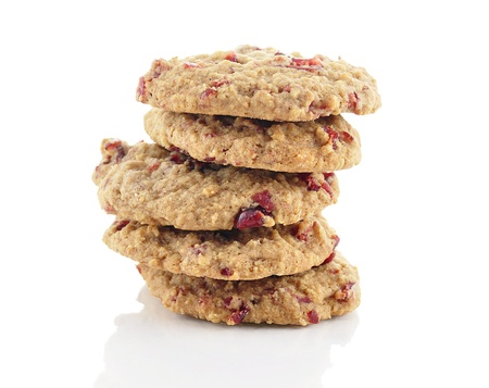 cookies with cranberry