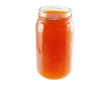 apricot jelly  photo