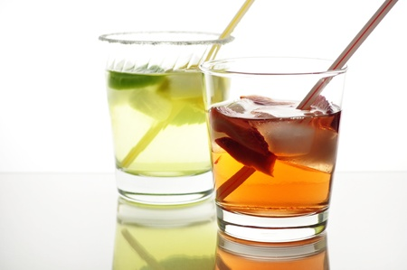 cold drinks  photo