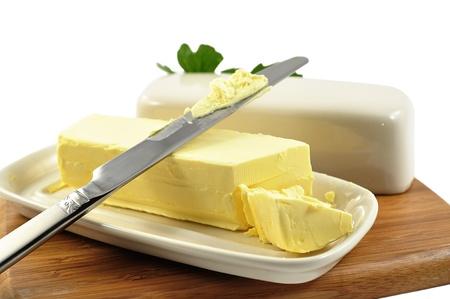 bread knife: butter