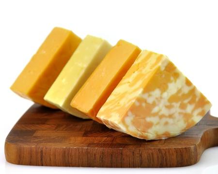 cheese assortment on a cutting board Zdjęcie Seryjne