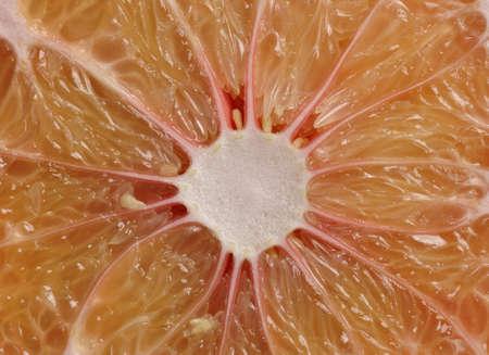 Pamelo Fruit ,Close Up Shot