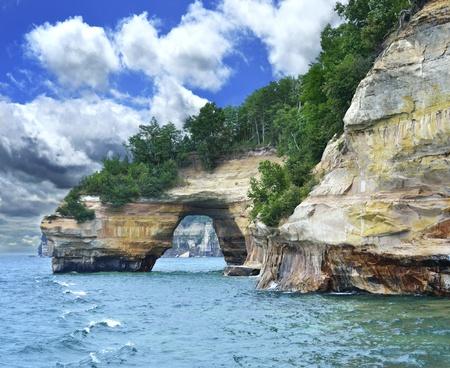 hugh: Pictured Rock National Lake Shore Michigan State