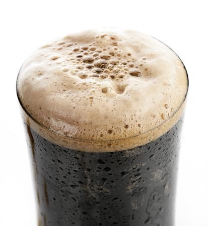 schwarzbier: A Glass Of Fresh Dark Beer