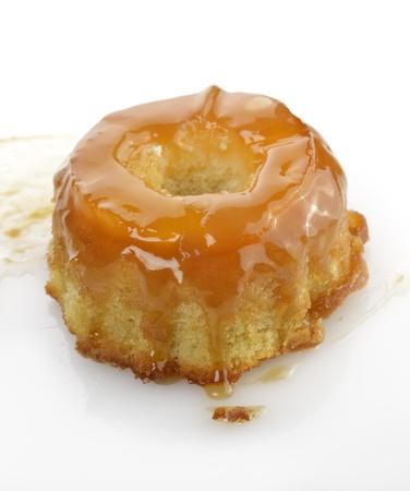 Pineapple Cake, Close-up Shot