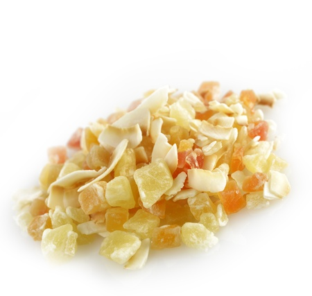 Mix Of Dried Tropical Fruits