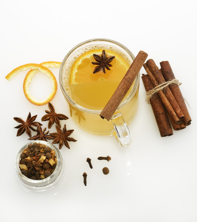 anice: Hot Apple Cider With Spices