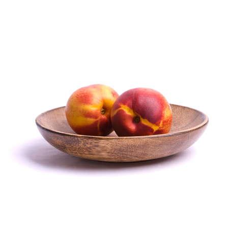 Nectarines Stock Photo