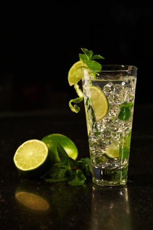 Mojito-white photo