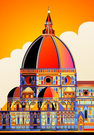 cupola: Santa Maria del Fiore Florence