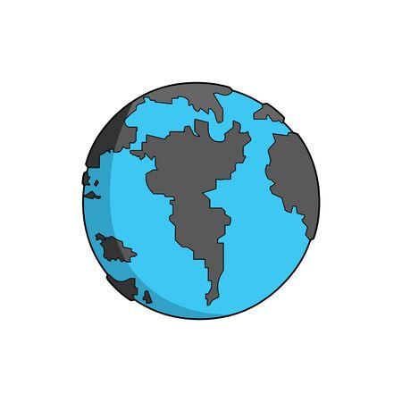 american: american globe