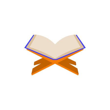 scripture: Scripture and buffer icon Illustration