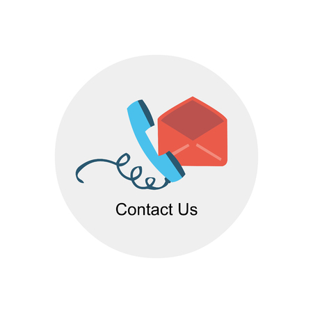 contact us: contact us icon