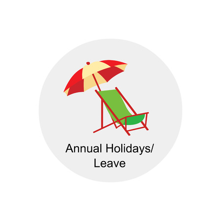 holiday: holiday leaves icon