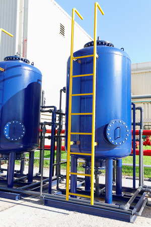 storage tanks: storage tanks