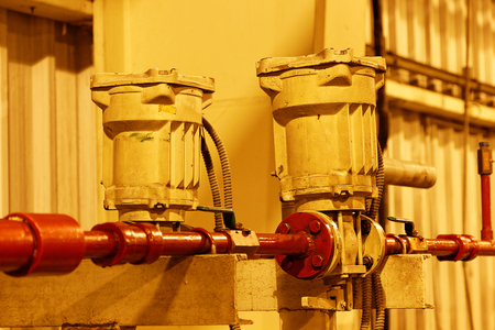 valve: Safety valve
