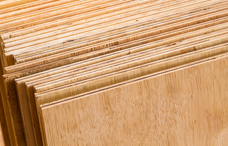 plywood for decoration work,warehouse stock Imagens - 80028616