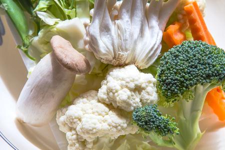 fresh vegetables for homemade cooking,stir fried