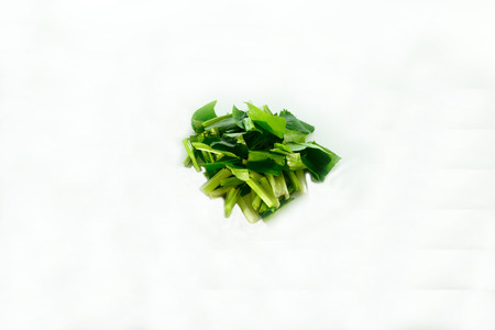 flavoring: Celery, cut into small pieces. For as flavoring in food smells. And taste more palatable to the type of food.