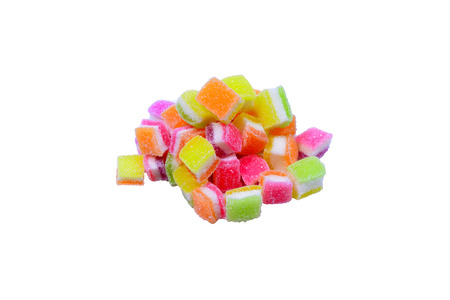 I like to eat much jellies It is very colorful.