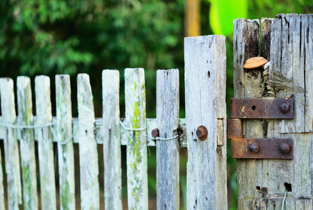 The hinge is a component of the doors and windows to make it easier to open or close. Stock Photo