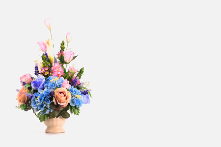 recipient: Flower basket delivers to a recipient on the special day.
