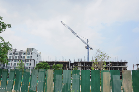 facilitate: The crane has been used in the construction of high buildings. To facilitate the transport of materials used in the work.