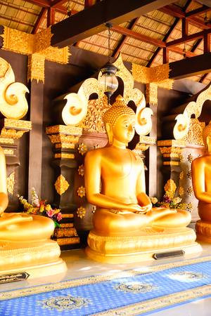 The Buddha was created to represent and remember the Buddha.