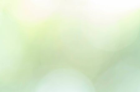Abstract Bokeh Light Green Background Standard-Bild