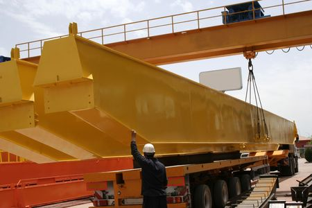 construction navale: Grue