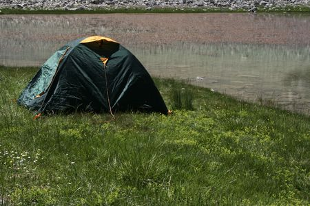 dampen: camp