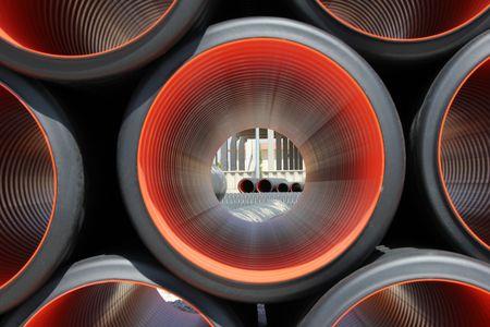 duct: tubo de pl�stico