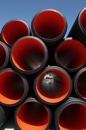 kunststoff rohr: Kunststoffrohr Lizenzfreie Bilder