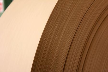 splice: roll paper Stock Photo