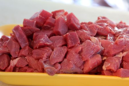 meat Stock Photo - 7844514