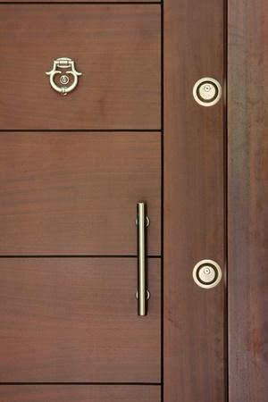 wood door Stock Photo - 8420844