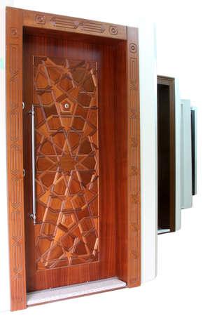 wood door Stock Photo - 8452472