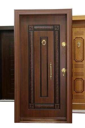 wood door Stock Photo - 8452498