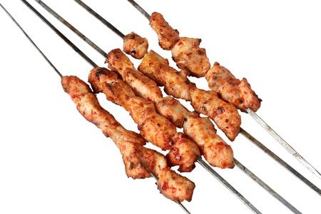 chicken kebab Stock Photo - 8561582