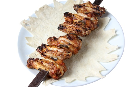 doughy: chicken wings