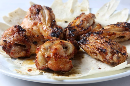 chicken wings Stock Photo - 8561583