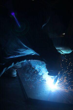 welding Stock Photo - 8561950