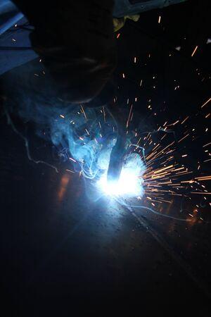 welding Stock Photo - 8561949