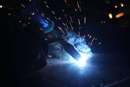 welding Stock Photo - 8561945