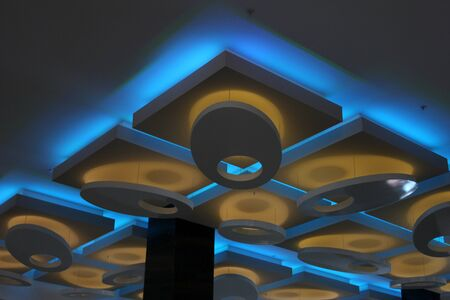 ceiling lighting Stock Photo - 8714206