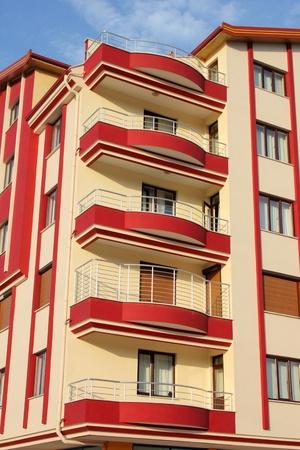 apartment block Stock Photo - 8714215