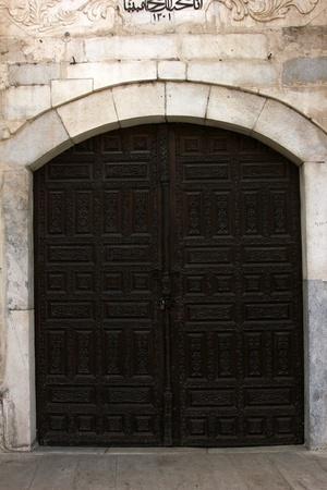wood door Stock Photo - 10346959