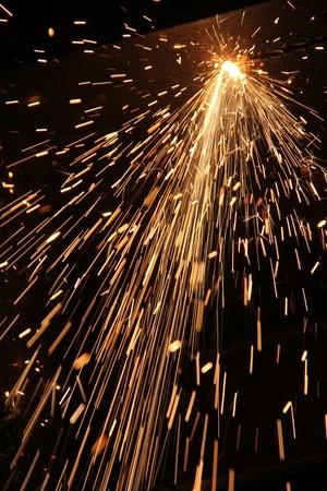 kıvılcım: welding