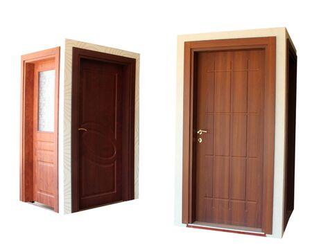 wood door Stock Photo - 9291754