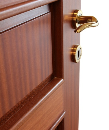 handles: wood door